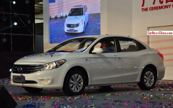 Production of the Gonow GA Sedan has started in China