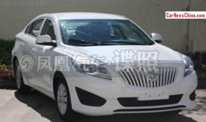 Haima M5 will hit the China car market in 2014