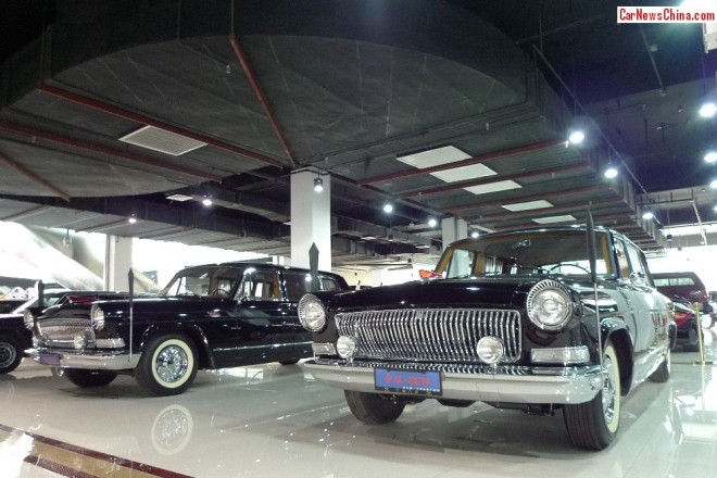CarPorn the Chinese Way: Hongqi CA770 state limousine, Times Two