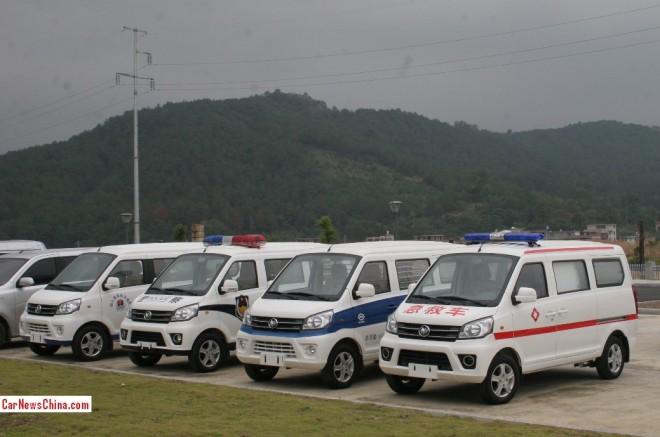 Visit to the Xin Longma minivan factory in China