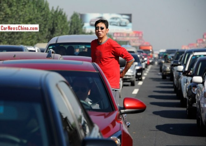 Tianjin limits new-car license plates to fight pollotion and traffic jams