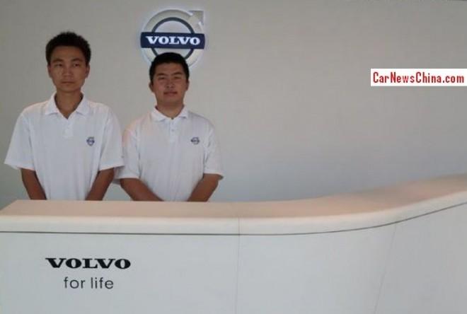 Volvo sales in China up 70% in November