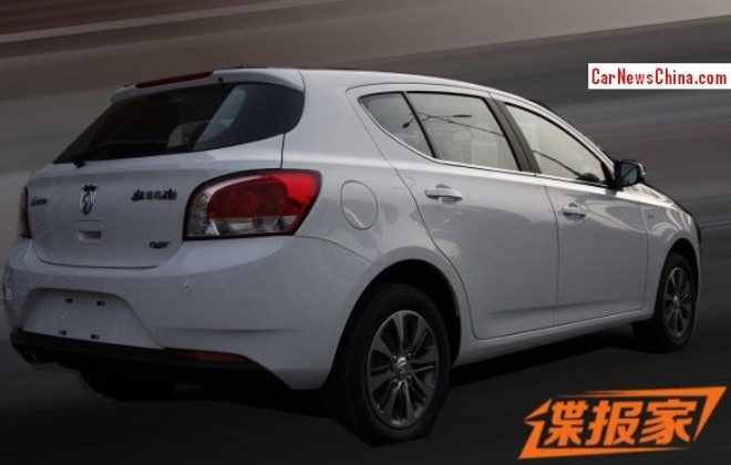 Spy Shots: Wuling Baojun 630 hatchback is almost Ready for the China car market