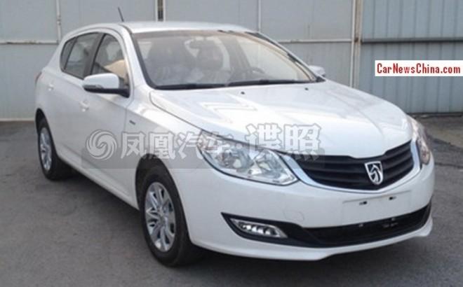Spy Shots: Baojun 610 is getting Ready for the China car market