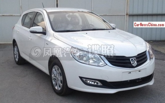 Spy Shots: Baojun 610 is getting Ready for the China car market