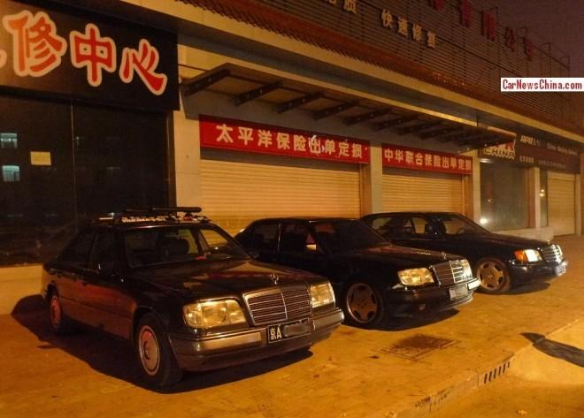 Meeting the Mercedes-Benz Maniacs in Beijing