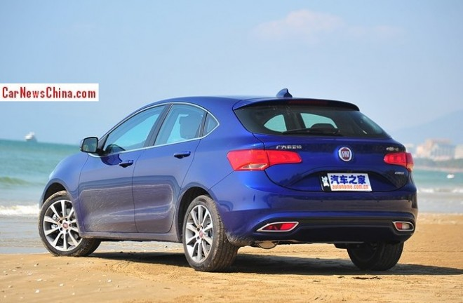 Fiat Ottimo is Ready for the China car market