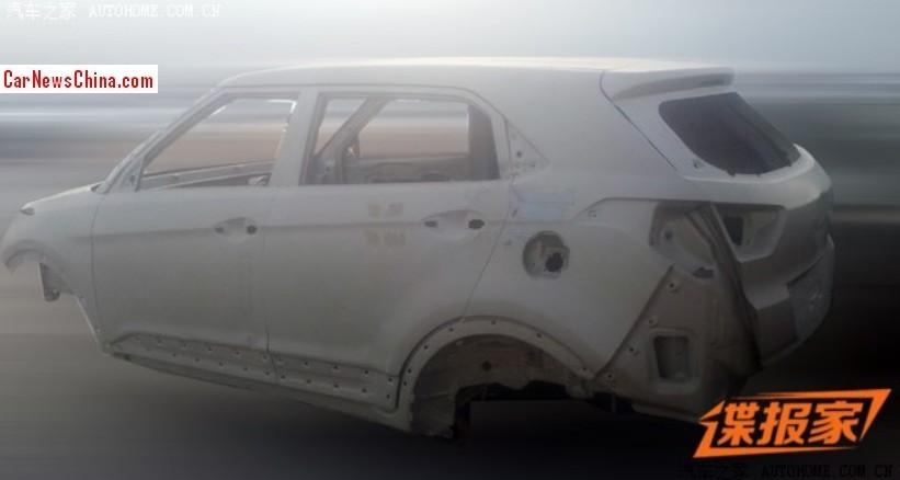 2014 - [Hyundai] iX-25 Hyundai-ix25-china-11