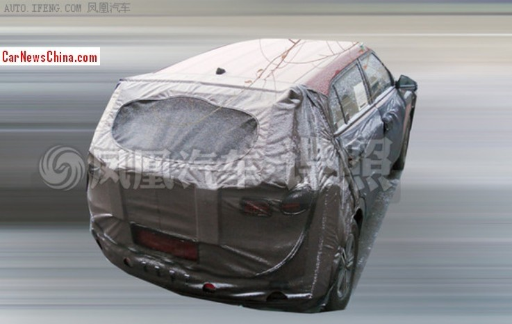 2014 - [Hyundai] iX-25 Hyundai-ix25-china-3