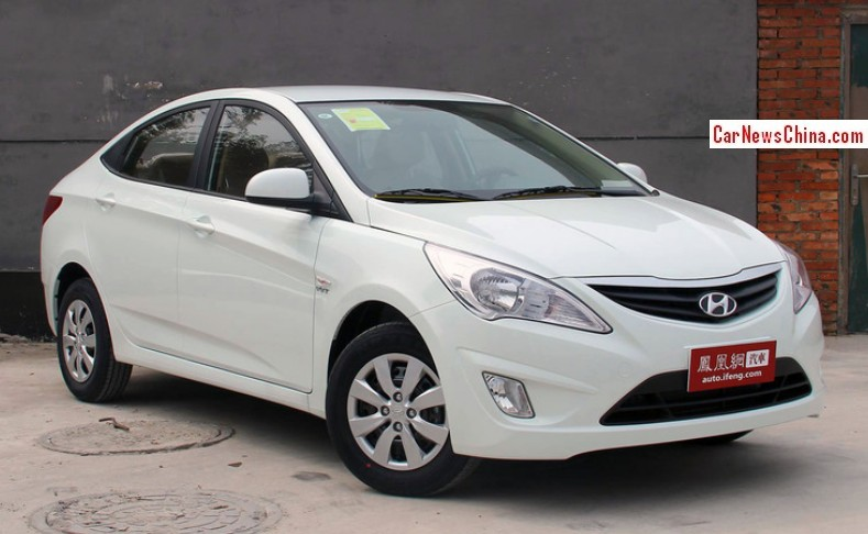 Hyundai Verna China 1a