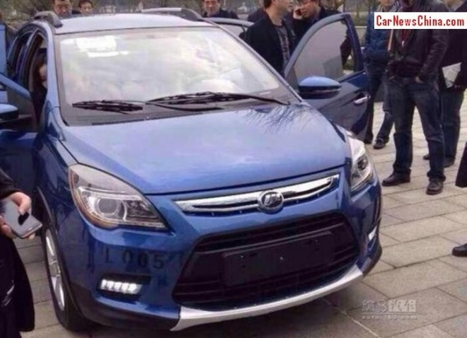 Spy Shots: Lifan X50 SUV is Almost Ready for the China car market