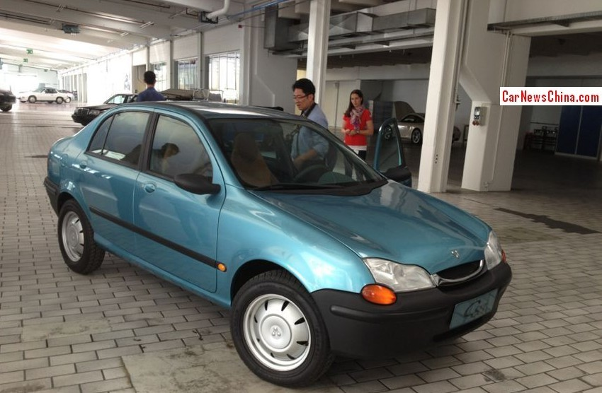 China Car History: The China Family Car Project And The
