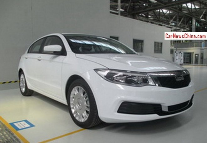 Spy Shots: Qoros 3 Hatch is a stylish Chinese hatchback