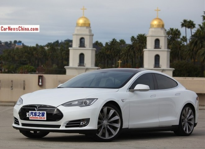 Tesla Model S will cost 198.000 USD in China