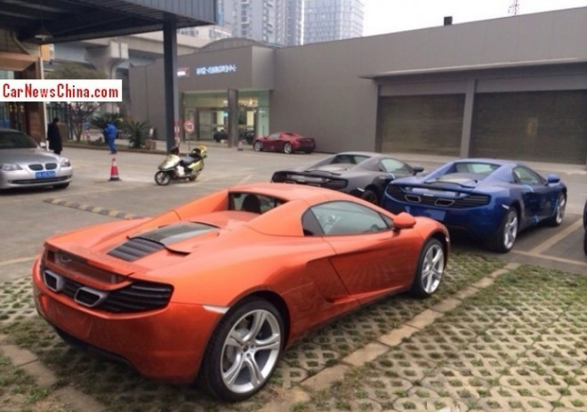 McLaren is in Serious Business in China