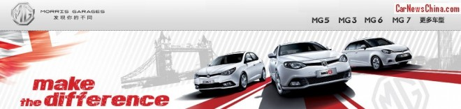 MG & Roewe working on New Engines in China