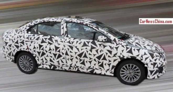 Spy Shots: Suzuki Authentics seen testing in China