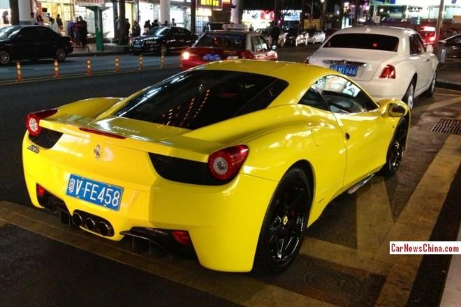 ferrari-458-yellow-china-3