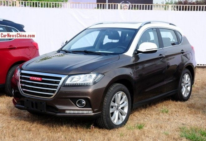 Haval H2 launched on the China car market