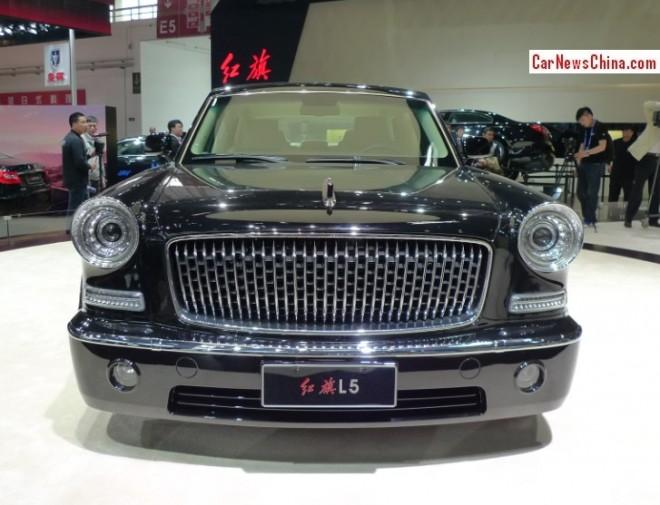 2014 - [CHINE] Salon de BEIJING  - Page 2 Hongqi-l5-bejijing-8-660x505