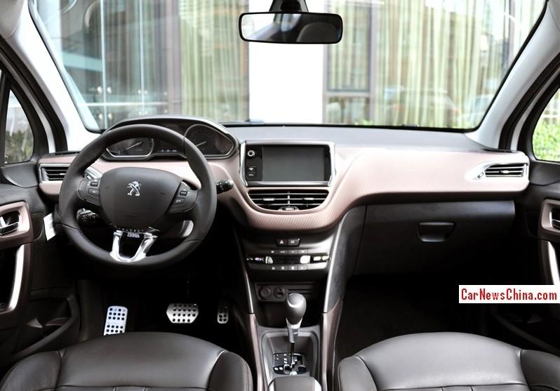 Peugeot 2008 hits the Chinese auto market - CarNewsChina.com