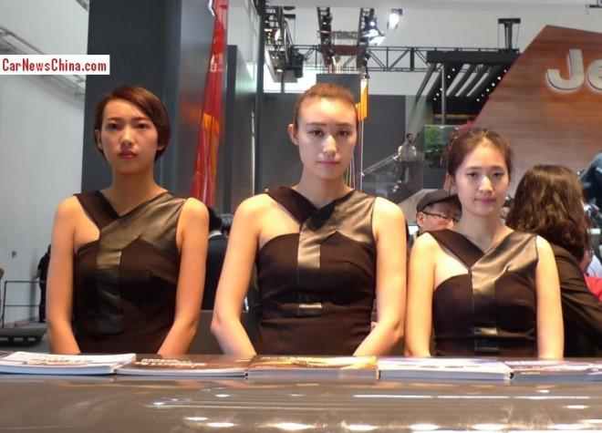 Random Impressions of the 2014 Beijing Auto Show