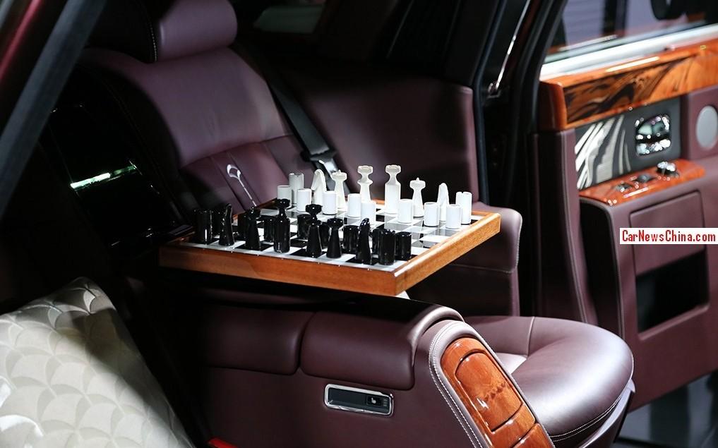 rolls royce phantom interior. Rolls-Royce Phantom Pinnacle Travel Collection Debuts In Beijing Rolls Royce Interior