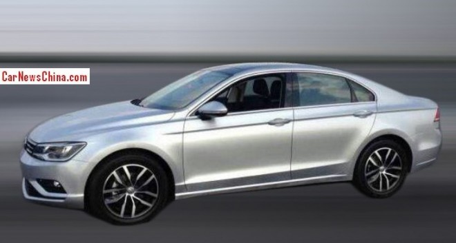 Spy Shots: Volkswagen NMC is ready for production in China
