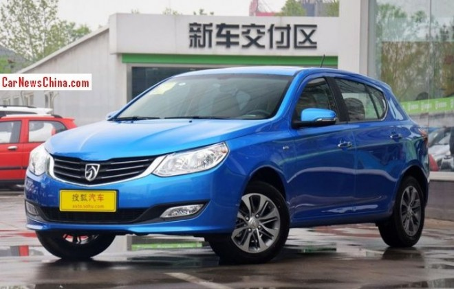 Wuling Baojun 610 hits the China car market