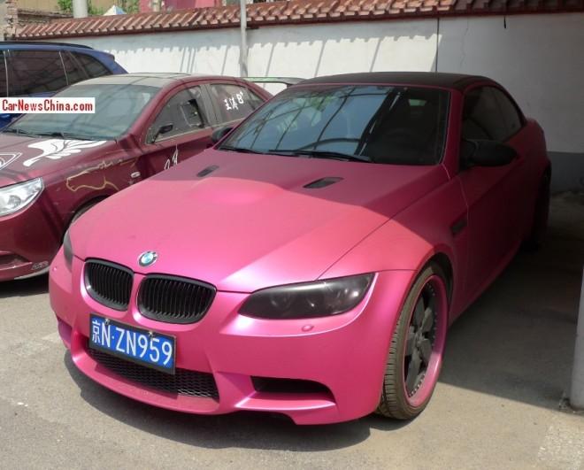 bmw-m3-pink-china-2