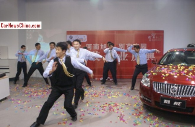GM China sales indicate a solid April