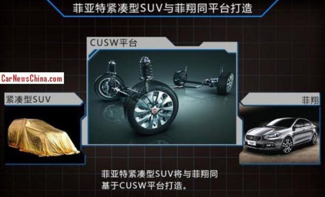 Fiat to build a new SUV based on Fiat Viaggio/Dodge Dart