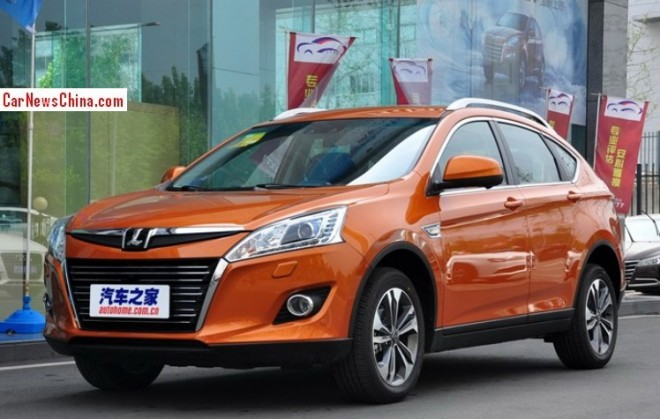 Luxgen U6 Turbo launched on the China car market