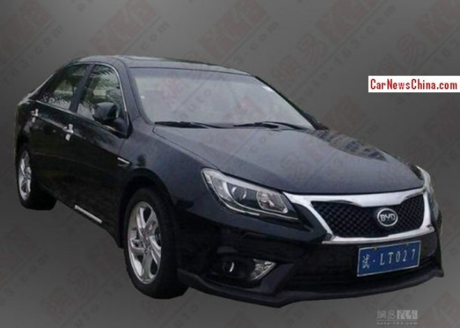 Spy Shots: facelifted BYD G6 is alsmost Ready for the Chinese auto market
