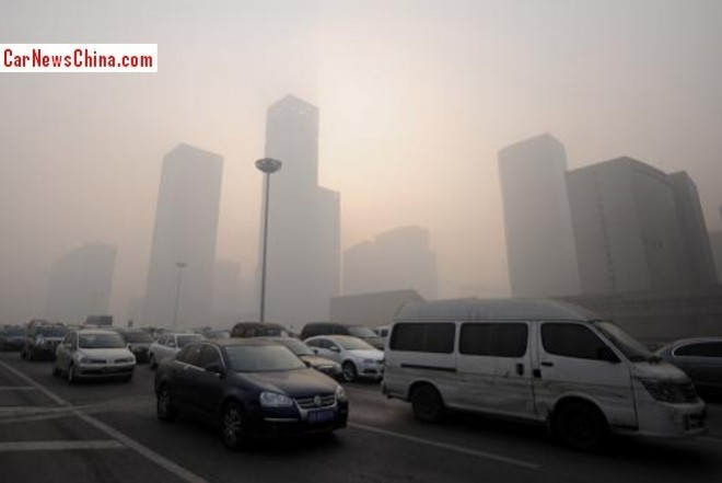 "Going after the Car again: China to ""eliminate"" 5.33 million vehicles"