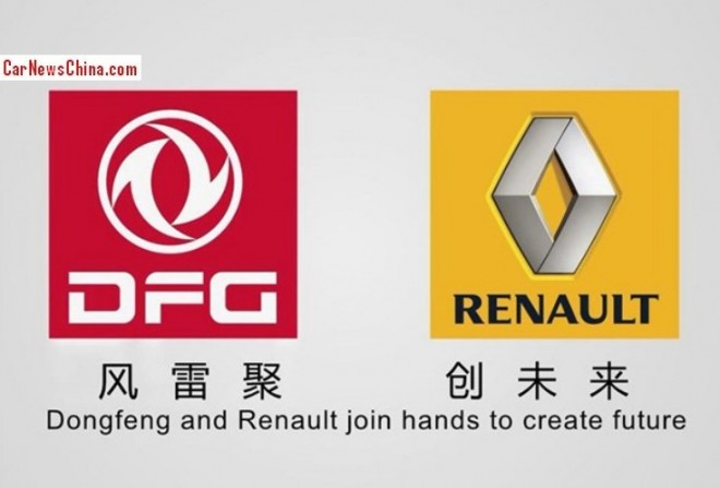 Dongfeng-Renault to launch four new cars & a sub-brand in China