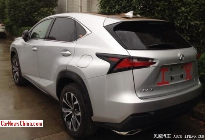 Lexus Nx Real World Pictures And Videos Thread Page 6