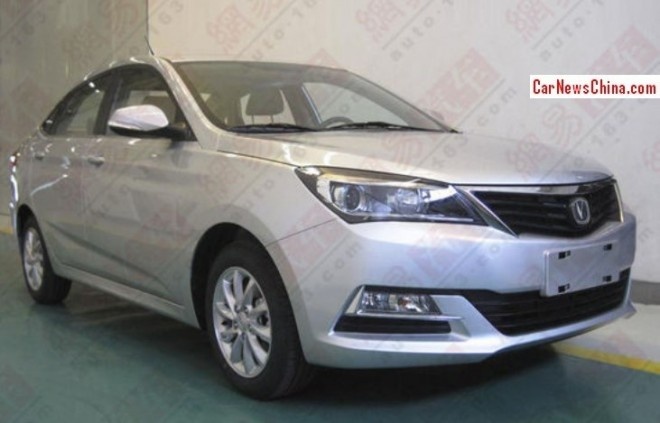 Spy Shots: Changan Yuexiang V7 is almost Ready for the Chinese auto market