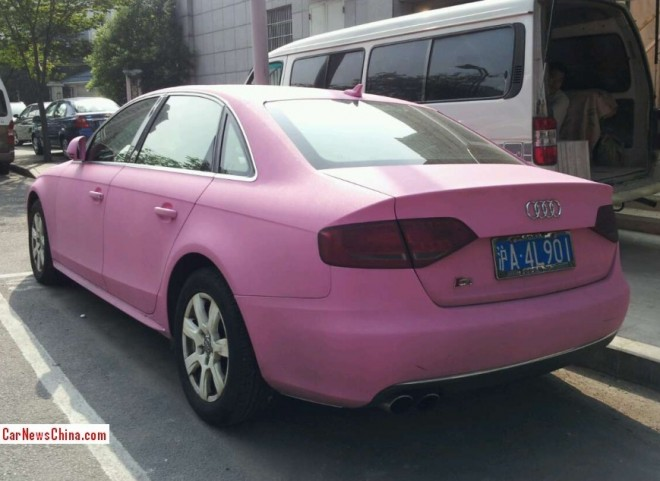 audi-a4l-pink-china-4