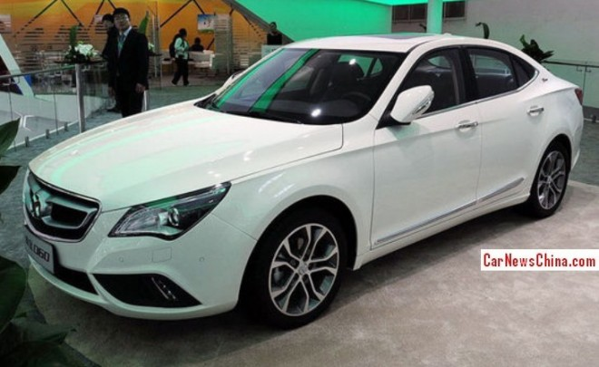 Beijing Auto Senova working on Five New Cars for the Chinese market
