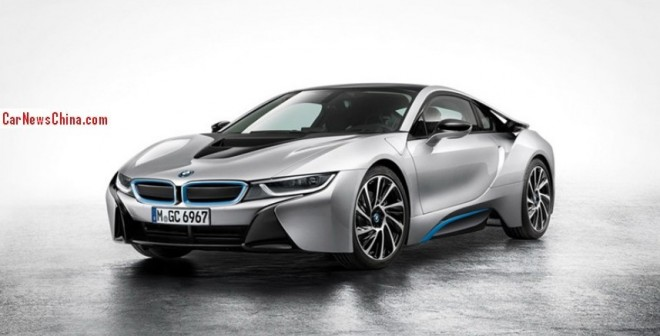 BMW i8 will cost 321.000 USD in China