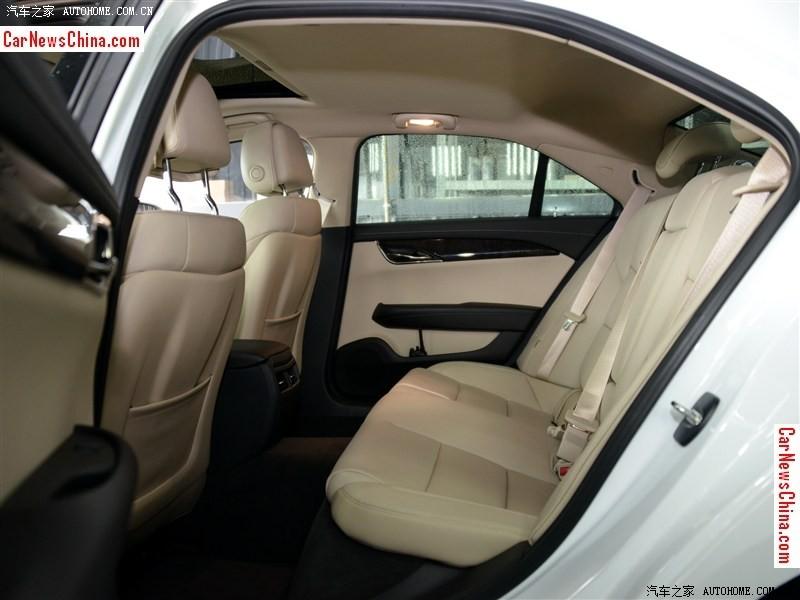 Cadillac ATS-L hits the China car market - CarNewsChina.com