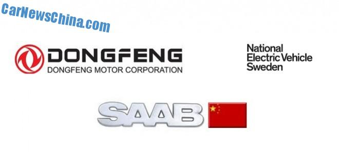 Dongfeng Motor Corporation is Not interested in NEVS Saab