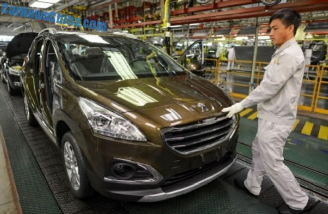 PSA Peugeot Citroen to open a Fourth Factory in China