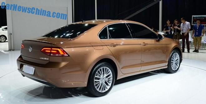 VWVortex.com - 2015 Volkswagen Lamando