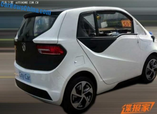 Baojun is going BMW i3 with new 'City Car' EV