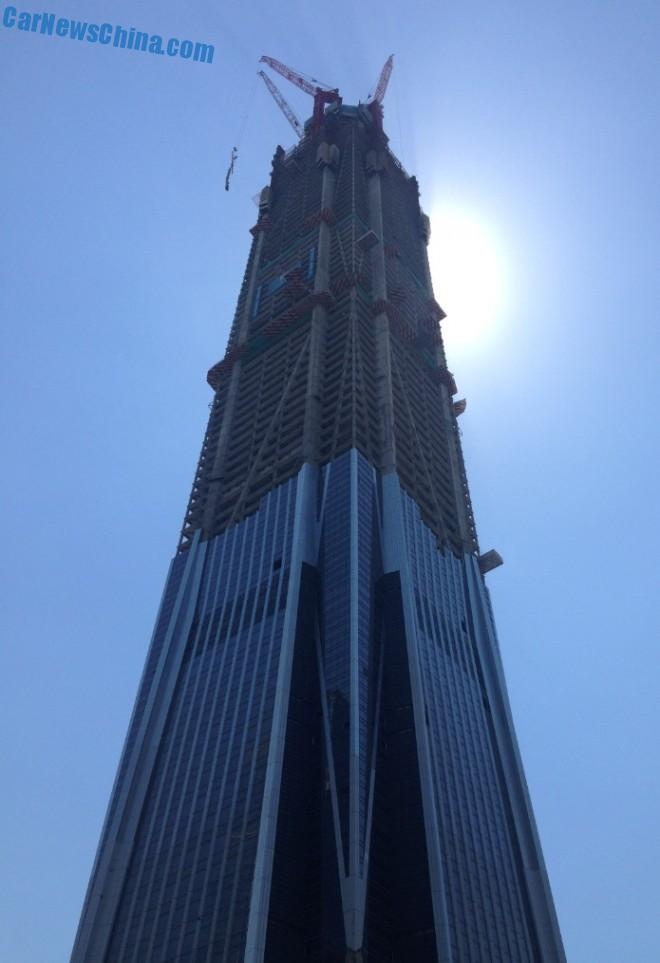 This will be the Second Tallest Building in the World