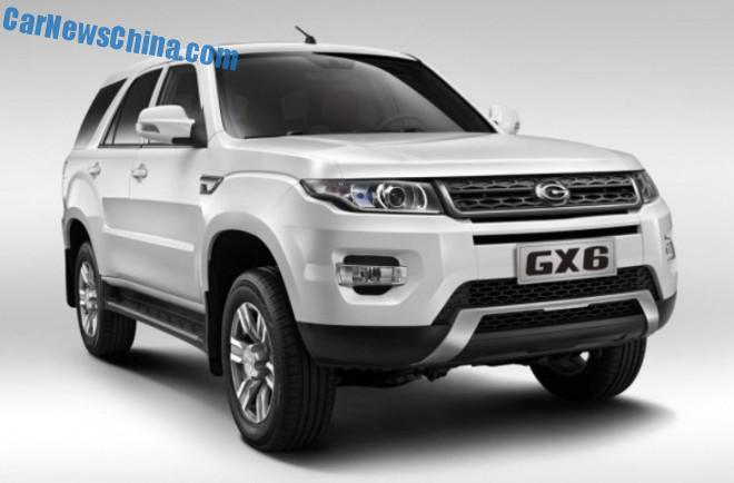 Gonow GX6 SUV and GP150 pickup truck will hit the China car market in October