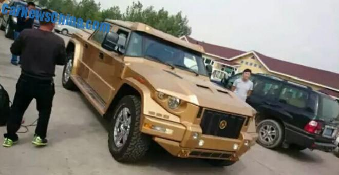 Spotted in China; Dartz Kombat GOLD.RUSSIAN China Edition