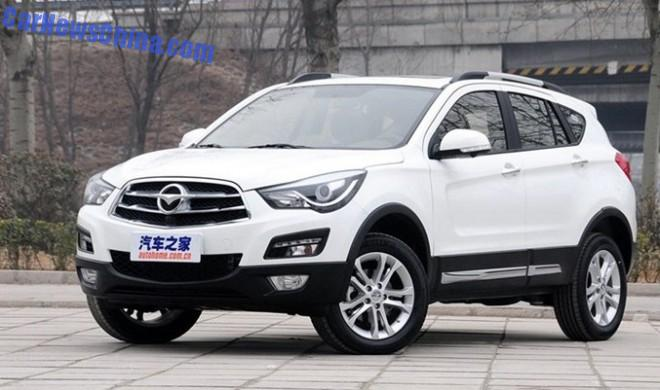 Haima S5 goes Turbo in China